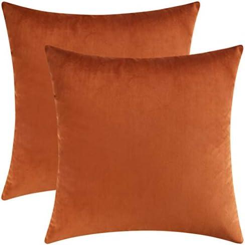 Gray Pillow Cover 18X18 Velvet Cushion Cover Custom Made Pillow Velvet Pillow Cover Velvet Pillow Decorative Pillows All Size Pillows