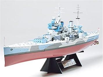 5ac828d57d Tamiya TMYTAM78010 King George V Scale Model  Amazon.co.uk  Toys   Games