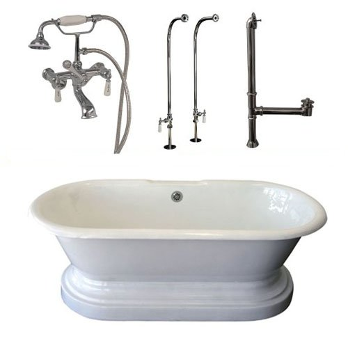 Image Result For Barclay Cast Iron Clawfoot Tub