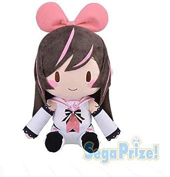 Kizuna Ai Big Plush Doll Japanese Virtual YouTuber Toy Limited Japan