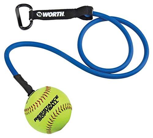 - Worth 5-Tool Softball Resistance Band