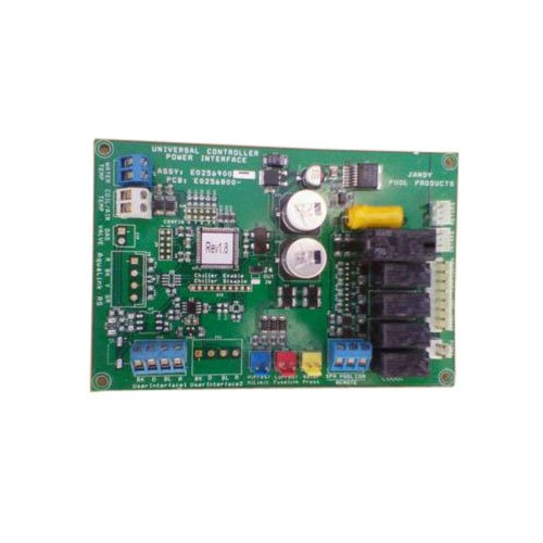 Zodiac R3009200 Power Interface Printed Circuit Board Replacement for Zodiac Jandy Air Energy AE-Ti and EE-Ti Pool and Spa Heat Pumps ()