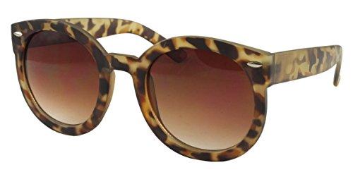 Revive Eyewear Women's Chalet Retro Brown Frame/ Brown Lens Non Polarized Sunglasses - Chalet Sunglass