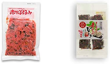 [2点セット] 赤かぶ好み(150g)・楽しいおにぎり 赤かぶひじき(8g×8袋)