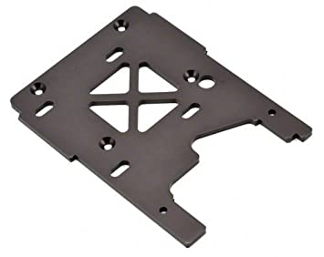3.0Mm HPI Racing 86080 Engine Plate Savage XL Gray Remote & App ...