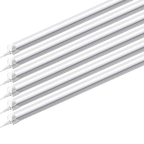 Barrina (Pack of 6) 8ft Led Tube Light