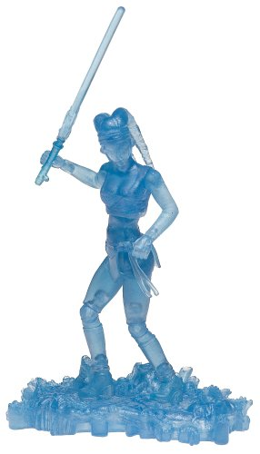 Hasbro Star Wars E3 Basic Figure Hologram Jedi #2 for sale  Delivered anywhere in USA