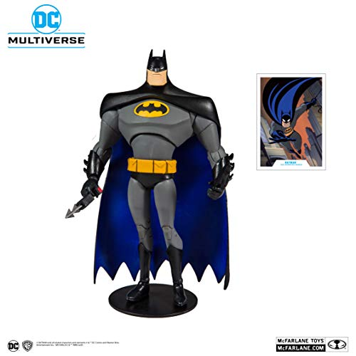 McFarlane Toys DC Multiverse Batman: Batman The Animated Series Action Figure