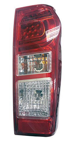 1 Right Side Rear Taillights Tail Light Lamps (For L.E.D Brake Light) For Isuzu D-max Dmax 2016 2017 2018