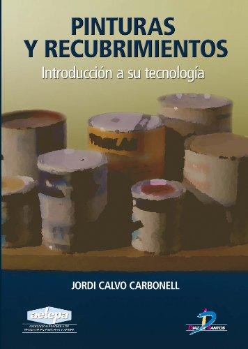 Descargar Libro Pinturas Y Recubrimientos: 1 Jordi Calvo Carbonell
