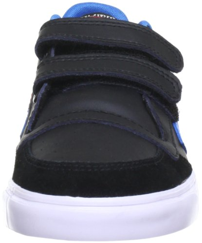 Gum hummel Blau Kinder hummel Gum Sneakers LOW ROT JR Unisex STADIL Schwarz 55541c
