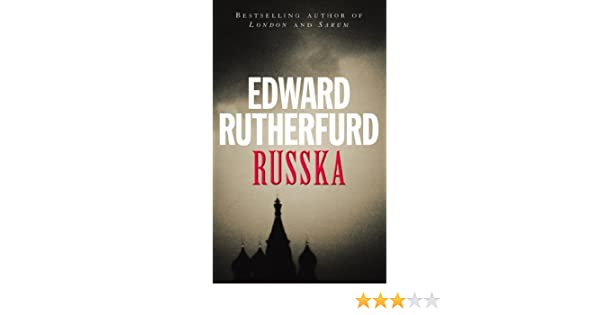 Russka (English Edition) eBook: Edward Rutherfurd: Amazon.es: Tienda Kindle
