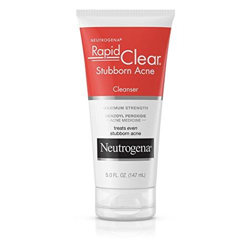 Neutrogena Rapid Clear Stubborn Cleanser