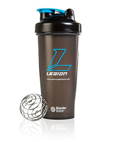 Legion Athletics Blender Bottle, 28 oz