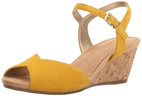 Aerosoles Womens Cupcake Wedge Sandal