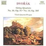 Dvorák: String Quartets No. 10, Op. 51; No. 14, Op. 105