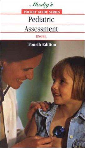 Pocket Guide to Pediatric Assessment, 4e (Nursing Pocket Guides)