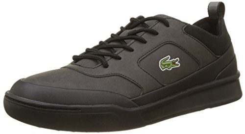 Lacoste Explorateur Sport, Sneaker Uomo Nero (Blk/Blk)