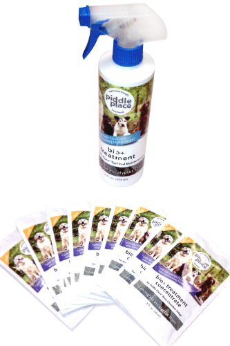 Piddle Place 9 Week Bio + Spray, Combo Pack, My Pet Supplies