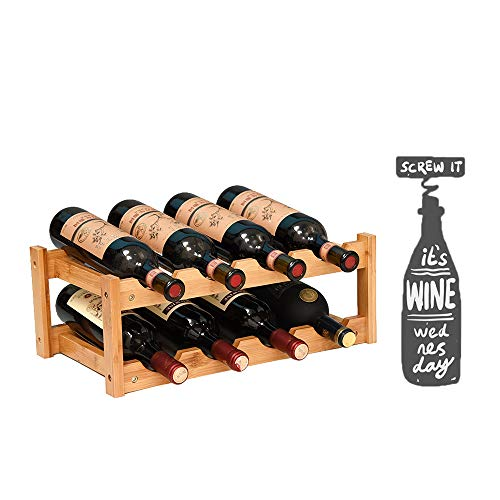 wine rack for pantry - 8