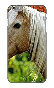 fashion case Anti-scratch case cover Rosawolfe protective Animal Horse rrrkgVxET8N case cover For iphone 6 4.7