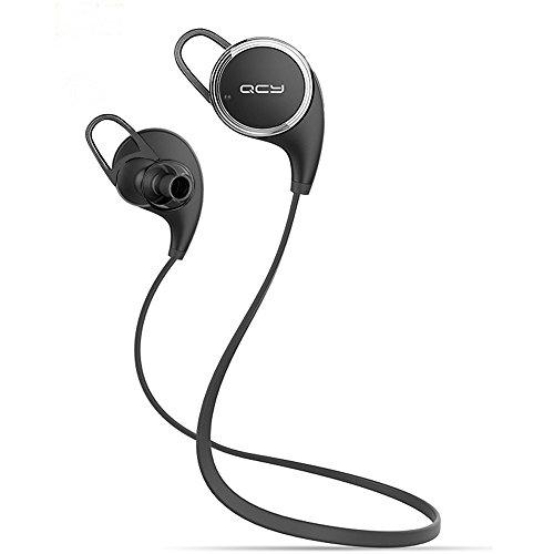 QCY Bluetooth Headphones Sweatproof Earphones product image