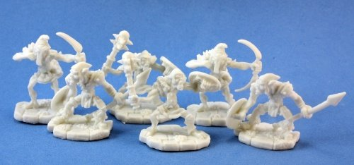 Reaper Bones Goblins (6) for sale  Delivered anywhere in USA