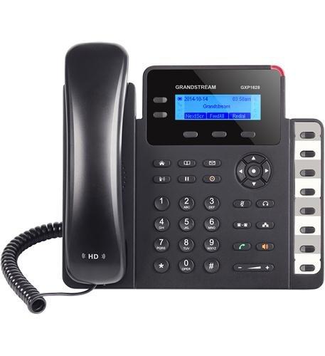 Grandstream GXP1628 IP Phone 8-UNITS + UCM6208 8 Port IP PBX Gigabit by Grandstream (Image #2)