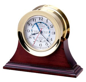 Howard Miller Tide & Time Nautical Clock (Howard Miller Barometer)