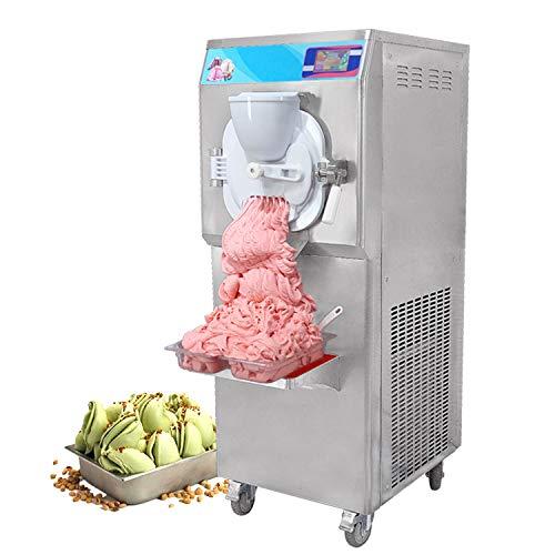 Commercial Gelato ice Cream Machine,Hard ice Cream Machine,ice Cream Maker, Batch Freezer, Snack Food Machine