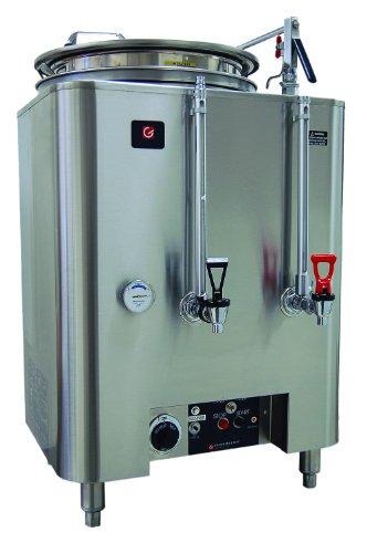 Cecilware Coffee Urn - Grindmaster-Cecilware 9113[E] AMW Single Space 1-Liner Saver Coffee Urn, 3-Gallon