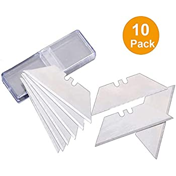 Amazon.com : BAZIC Utility Knife Replacement Blade for Fixed ...