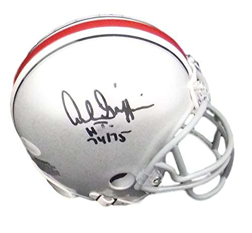 Archie Griffin Autographed Ohio State Buckeyes Mini Helmet H