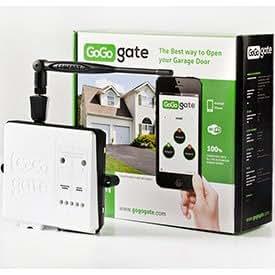 GOGOGATE-01W Garage Door Opener via Smartphone