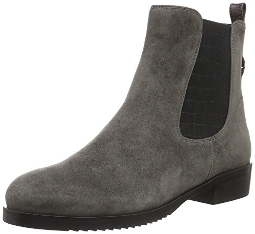 Brax Damen Marsala Chelsea Boots Grau (Grigio)