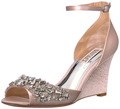 Women's Badgley Mischka Barbara Wedge Sandal, Size 6.5 M - P