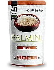 PALMINI Low Carb, Keto, Friendly, Gluten, Free Rice Pouch 338g