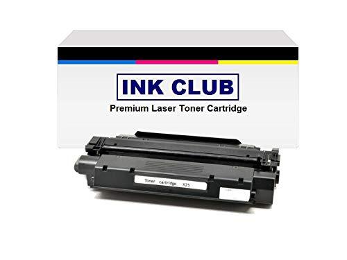 - Compatible Black Toner cartridge for Canon X25