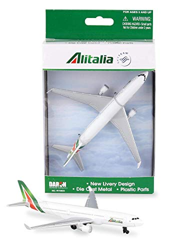 Daron Alitalia Single Plane (Daron Air Canada)