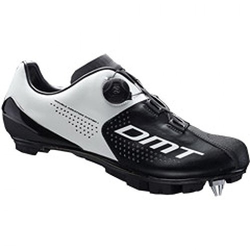 SHOES DMT M3 MTB WHITE BLACK size 40