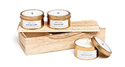Craft & Kin Soy Candle Scented Candle Se...