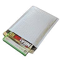 25 - # 0-6x10 Sobres acolchados de burbujas de plástico Sobres extra anchos para CD DVD