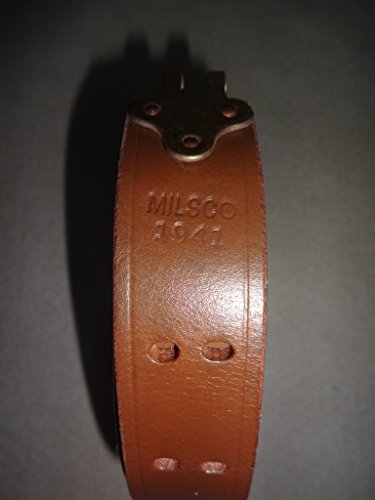 US M1918 B.A.R. BAR Leather Sling Mid Brown Color - for sale  Delivered anywhere in Canada