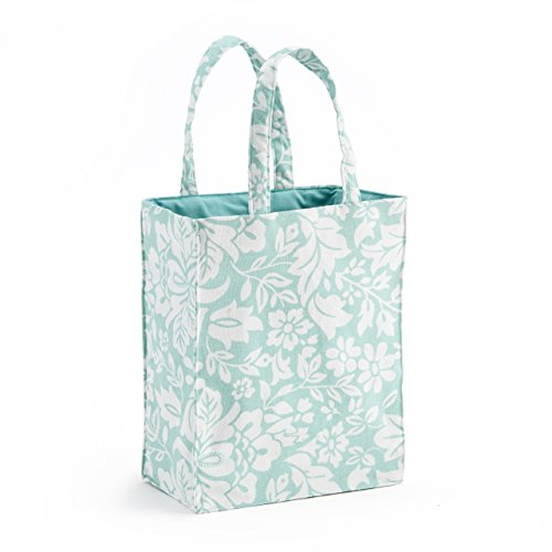Reusable Cotton Gift Bags with Handles: Single Fabric Bag: Unique Small and Eco Friendly