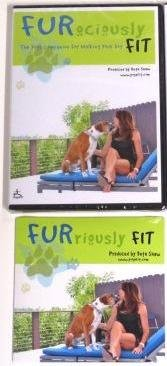 FURociously Fit CD & DVD Pack -