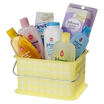 04196a10e1a7 Amazon.com  Johnson Bathtime Gift Set S Essentials Baby New Care ...