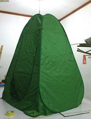 185cm tragbare Outdoor-Dusche Zelt//Dreesing Zelt//WC-Zelt//Fotografie Pop-up-Zelt mit UV-Funktion WC Syonging Gro/ße Gr/ö/ße 150 150
