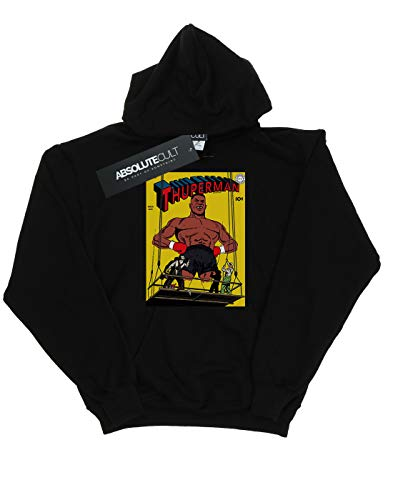 Negro Capucha Iron Mujer Cult Pennytees Mike Absolute cwRPZYqc