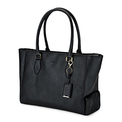 True Fabrication 5346 Insulated Tote Black by Blush, Multicolor