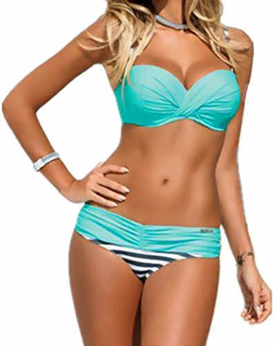 Happy Sailed Swimsuits Bandeau Bathing